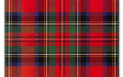 Time to Tartan… time for Shetland's Placemats!