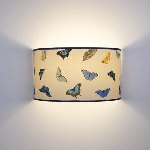 Ventola Applique Farfalle