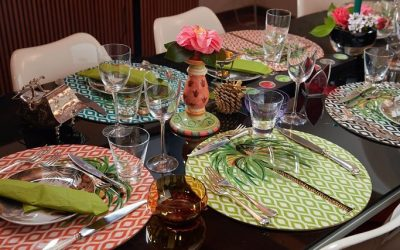 Placemats La Corallina – Instructions for use