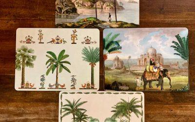 Seychelles! Per un tocco orientale originale.