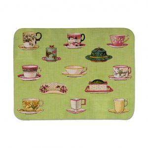 Tovaglietta Pottery 01 Verde
