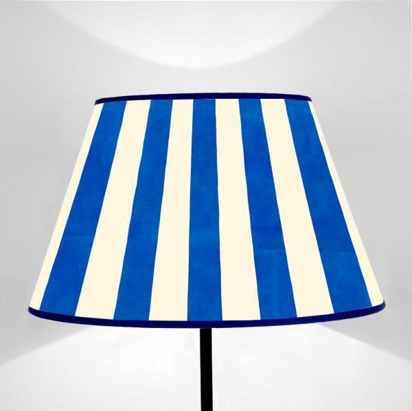 Righe Blu Velvet