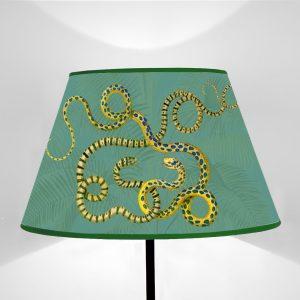 Fauna Serpenti Doppi fondo Verde