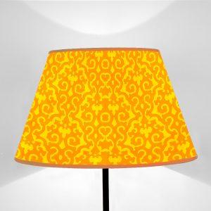Arabesco Arancio e Oro