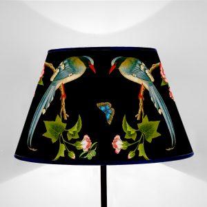 Fauna Uccelli Mug fondo Nero