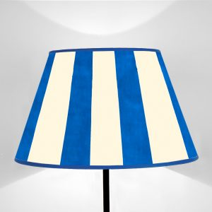 Righe Larghe Blu Velvet