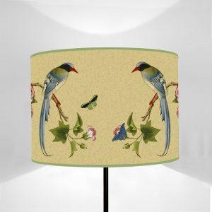 Fauna Uccelli Mug fondo Spugnato